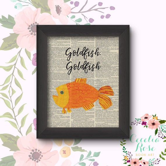 Goldfish, Goldfish