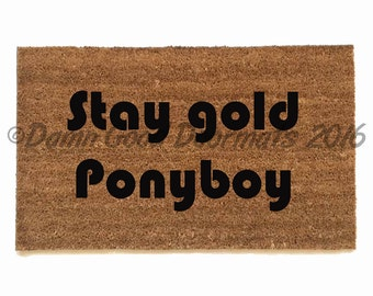 Every Home Needs A Doormat Make Yours Damn By Damngooddoormats