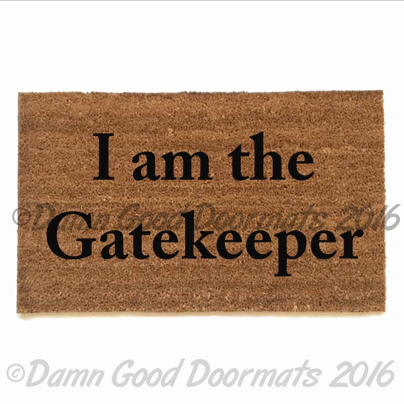 I Am The Gatekeeper Ghostbusters
