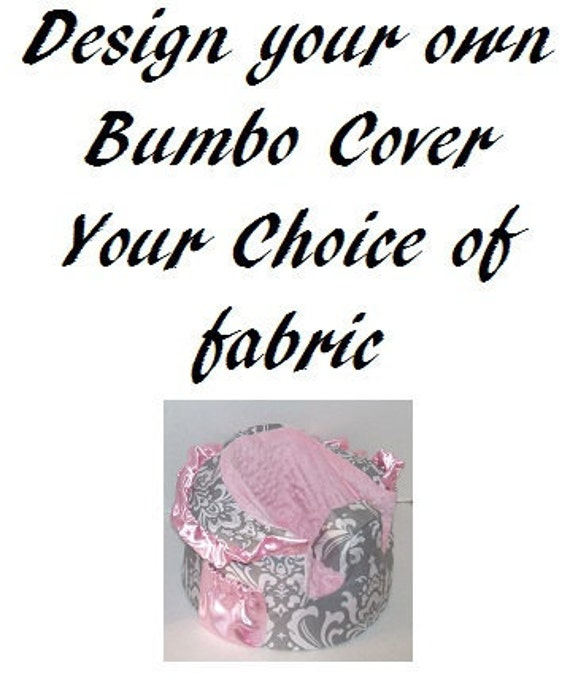 Custom Bumbo Cover Design Your Own   Etsy