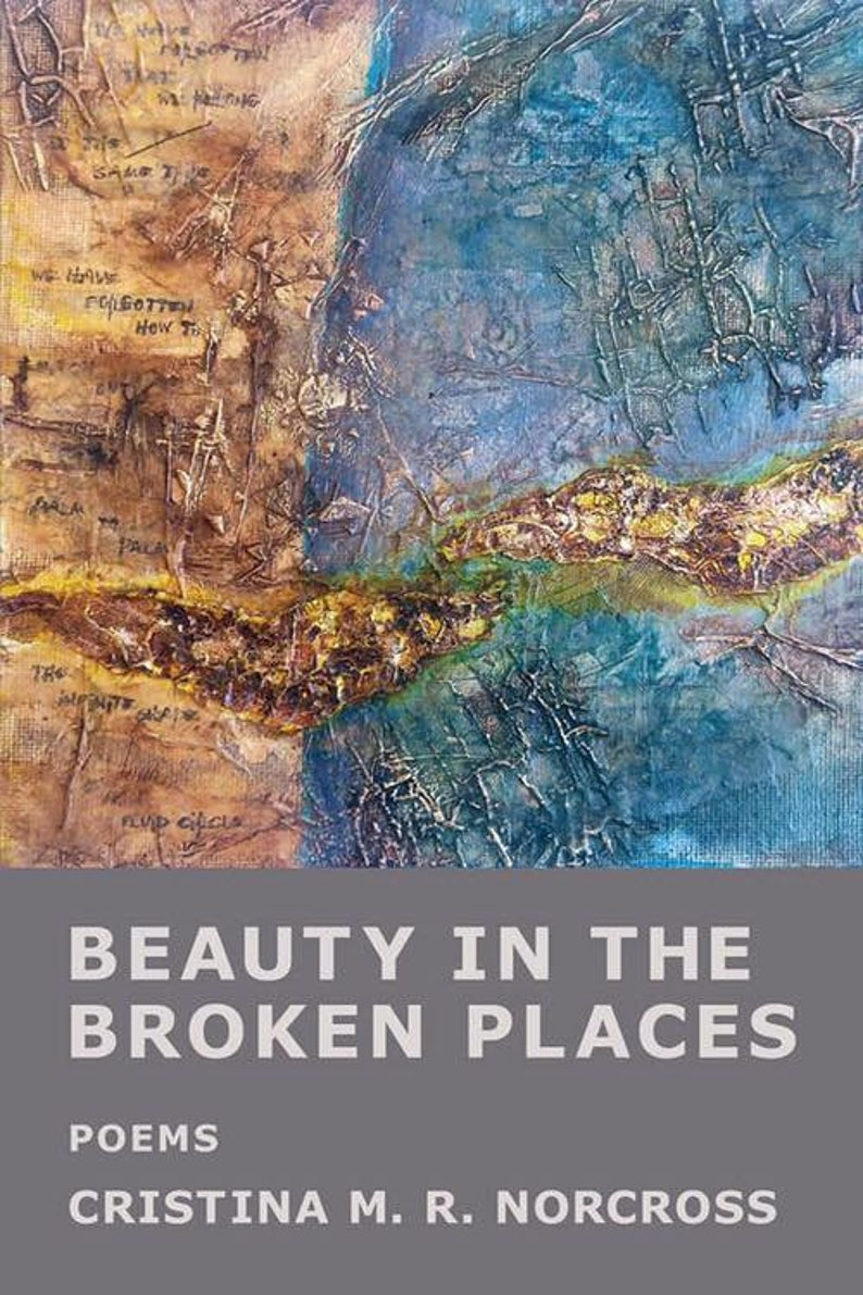 Beauty in the Broken Places poetry chapbook by author image 0