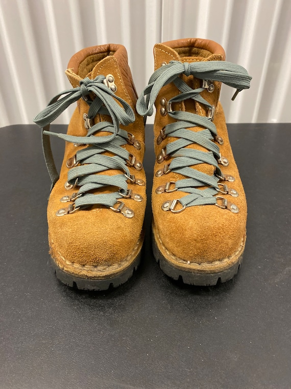 Vintage Mountaineering Boots.