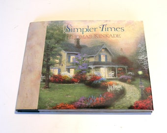 thomas kinkade lighted path collection chandlers cottage kinkade bookmarks