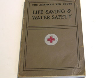 a6bd4f90161 The American Red Cross Life Saving and Water Safety