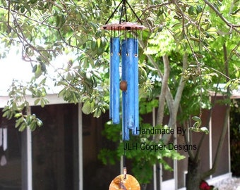 LITTLE SPIRIT Small Wind Chime with copper top