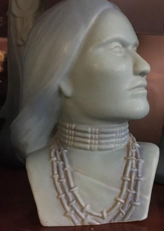 Van Briggle Potter NATIVE AMERICAN Sacajawea