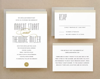 Printable Invitation Template | INSTANT DOWNLOAD | Matchbook | Word or Pages | Easy DIY | Editable Artwork Colors