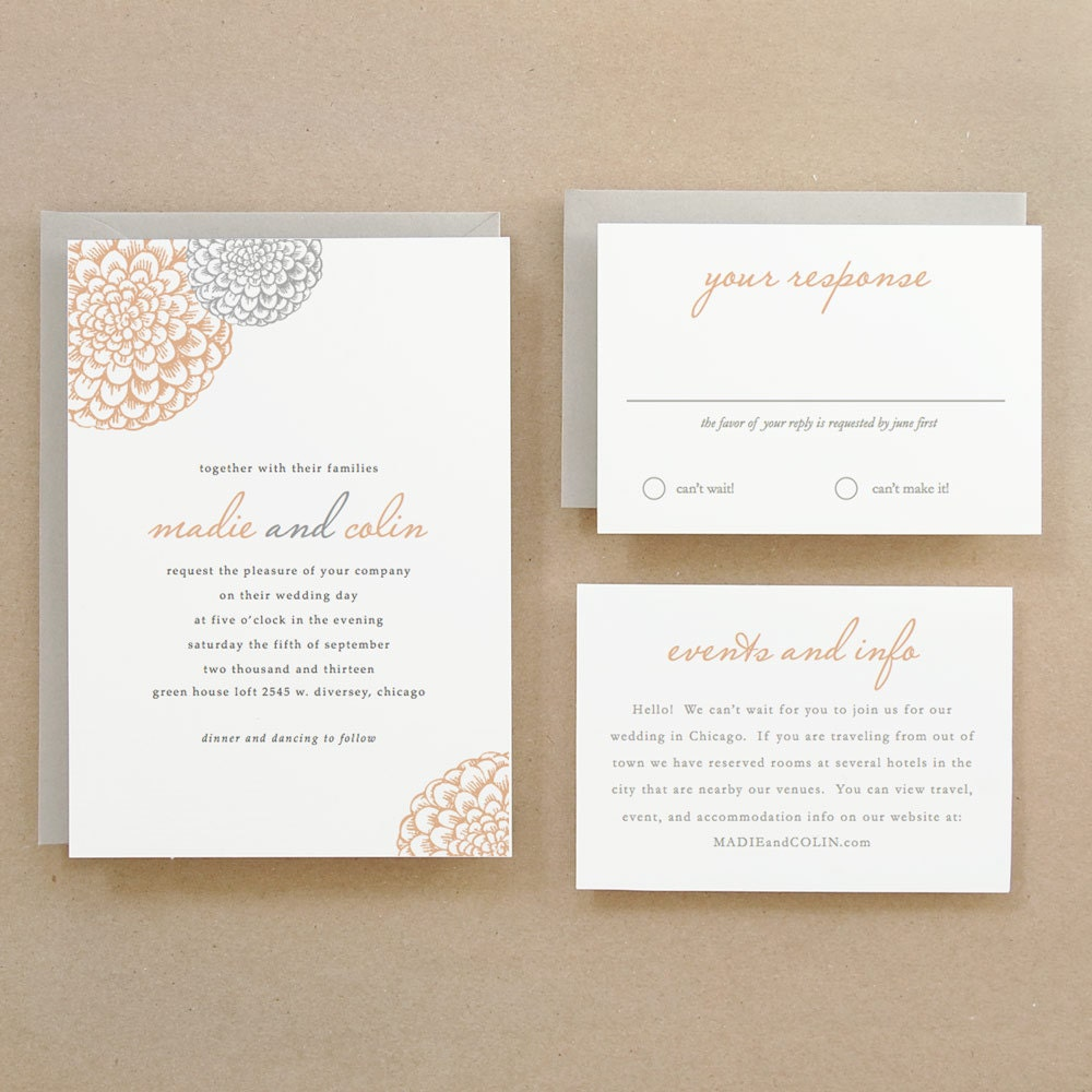 Pages Wedding Invitation Template 11