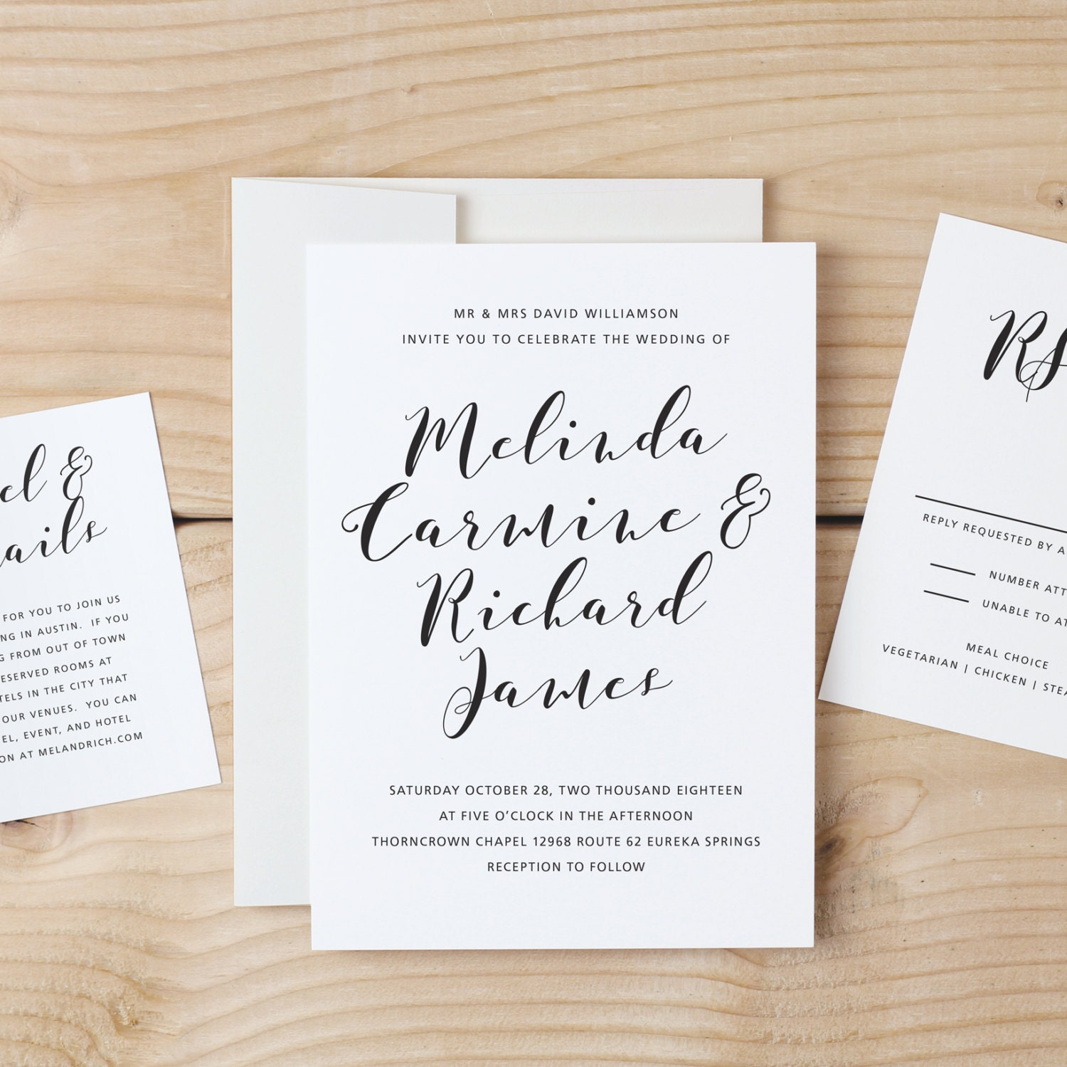 instant download printable wedding invitation template flowing