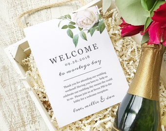 Ivory Botanical Welcome Note