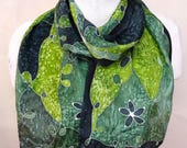 Forest Green Patchwork - ...