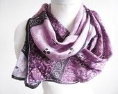 Mauve Purple Whirligigs -...