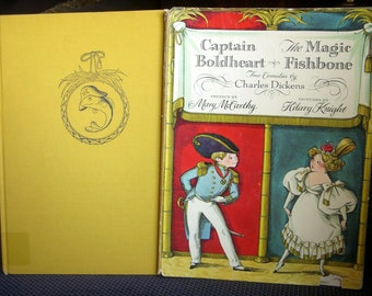 Captain Boldheart & The Magic Fishbone, Dickens, Charles