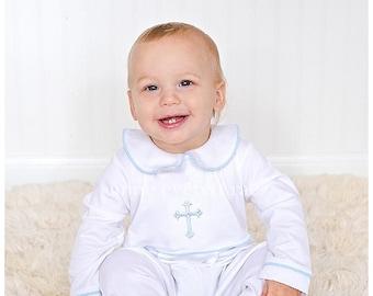 Baby Boy Baptism Etsy