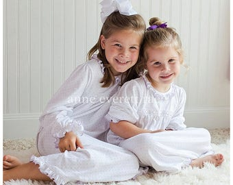 Big Sister little sister-Matching Sister Outfits-Girl Gowns-Girl Nightgowns-Sister  Gowns-Pima Cotton Baby-Ready to ship-Pictures-Gowns b37dfadb8
