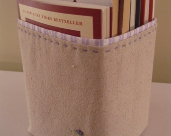 Lavender Flower - Lovely Fabric Storage Container