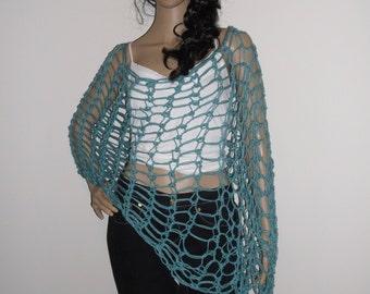 aee1b854f843b Hand Crochet Sexy Shawl