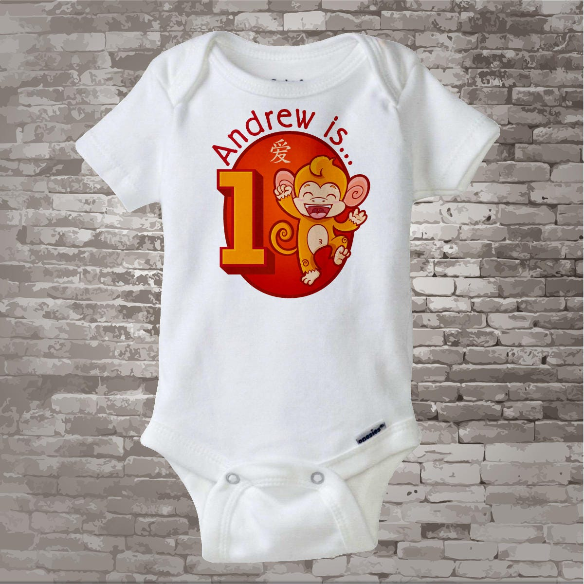 One Year Old Boy Gift