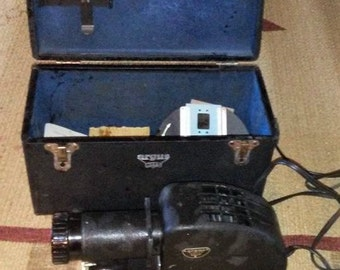 Vintage Argus Projector with Case