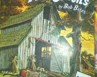 Foster Art Book Adventures in Acrylics & Oils- Bob Bates