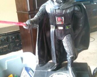 Sale-Vintage Star Wars Darth Vadar Talking Bank