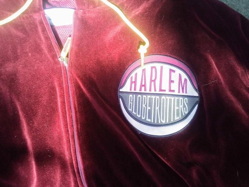Vintage Fubu Platinum Harlem Globetrotters 2xl Jogging Suit