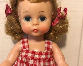Vintage Alex Madame Alexander bent knee walker doll