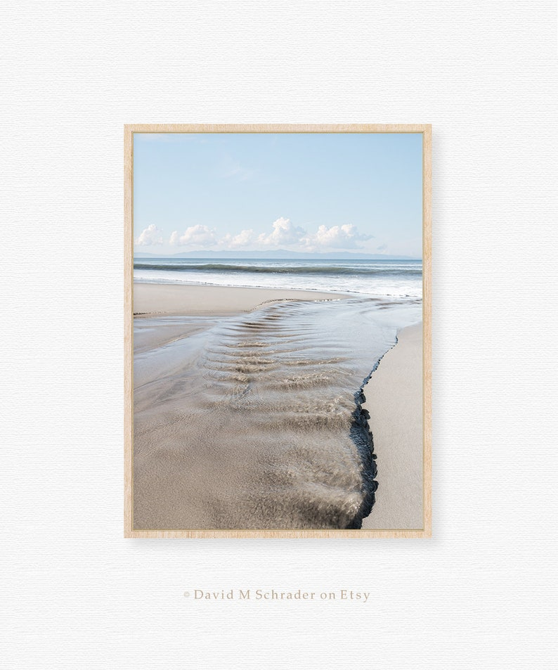 image about Printable Beach Pictures referred to as Seaside printable, wave printable, seashore pictures, seascape printable, beach front picture, beach front decor, seascape pictures, ocean wall artwork