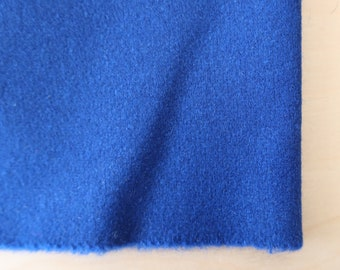 Pendleton Wool Fabric / Remnant / #178 Deep Blue Eco-Wise  / 1 piece / Free shipping in US