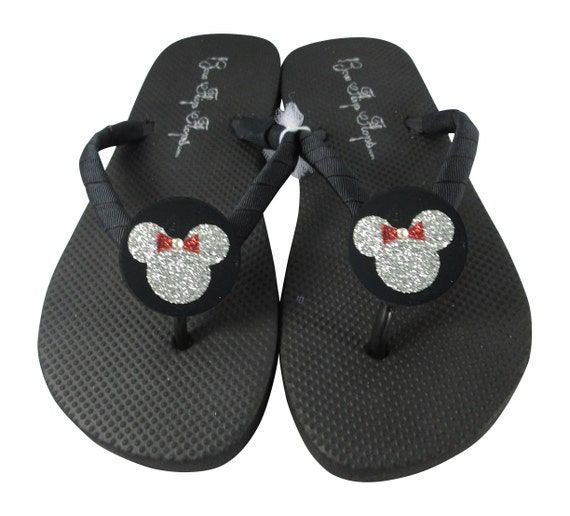 Flip Flops Minnie Disney your Custom Design qXwB8IwW