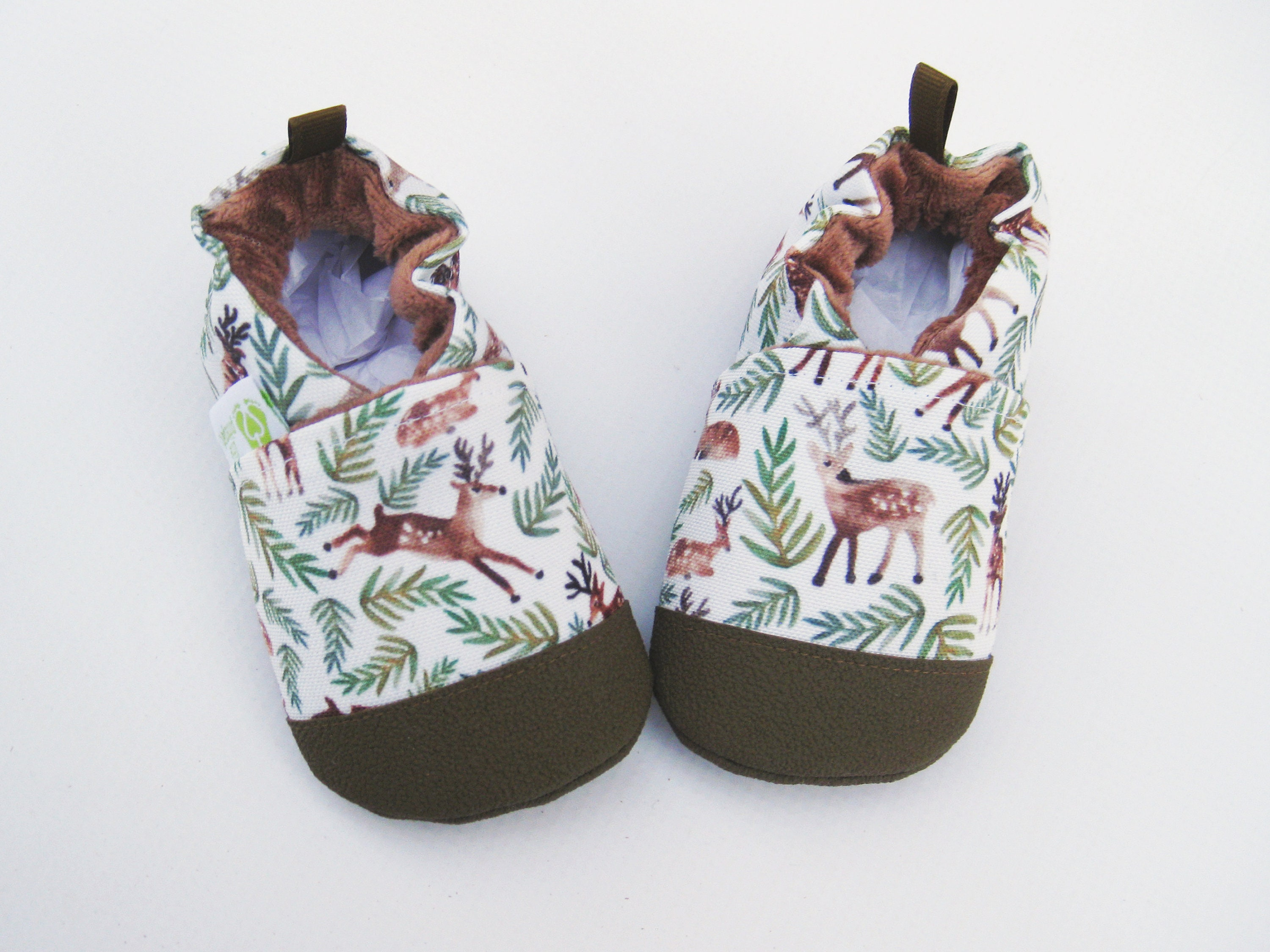 Baby Infant Antislip Canvas Shoes Toddler Sneaker Kickers First Walking Shoes