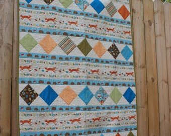 Fox Chase Quilt