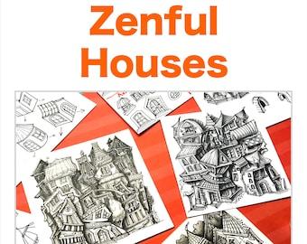 Art Jewelry & Zentangle Ebooks by EniOken on Etsy