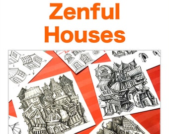 "Zenful Houses ""Video to Ebook"" - Download PDF Tutorial Ebook"