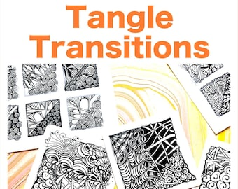 """Tangle Transitions """"Video to Ebook"""" - Download PDF Tutorial Ebook"""