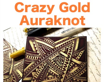 "Crazy Gold Auraknot ""Video to Ebook"" - Download PDF Tutorial Ebook"