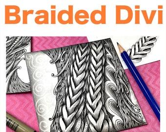 "Braided Divi ""Video to Ebook"" - Download PDF Tutorial Ebook"
