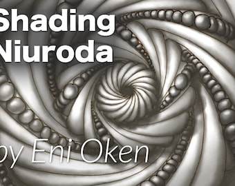 3D Zentangle: Shading Niuroda PDF Ebook