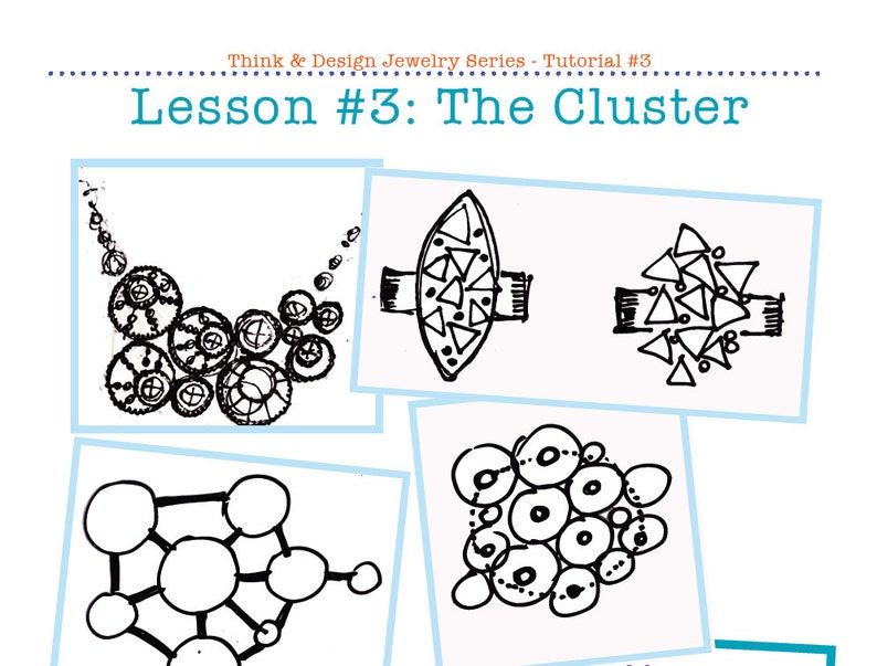 Think & Design 03 The Cluster PDF tutorial image 0