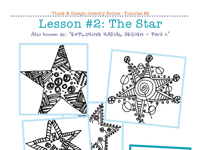 Think & Design 02 The Star PDF tutorial image 0