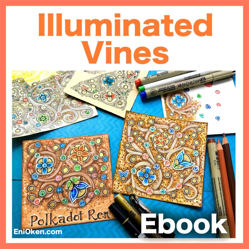 Illuminated Vines Video to Ebook  Download PDF image 0
