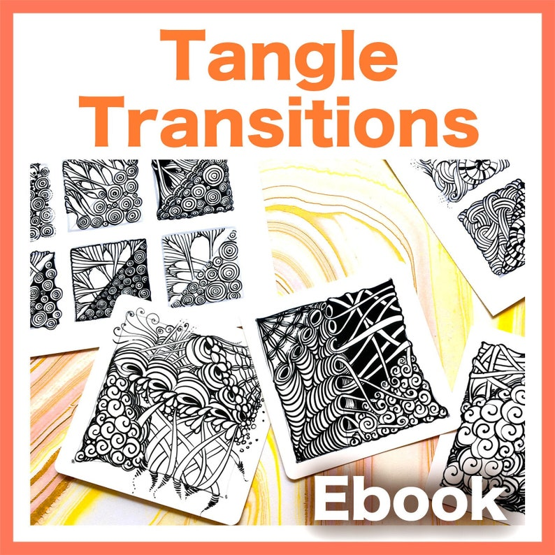 Tangle Transitions Video to Ebook  Download PDF image 1
