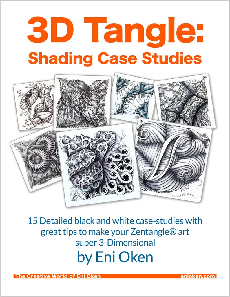 3D Tangle Shading Case Studies  Download PDF Ebook image 0