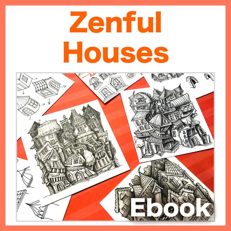 Zenful Houses Video to Ebook  Download PDF image 0