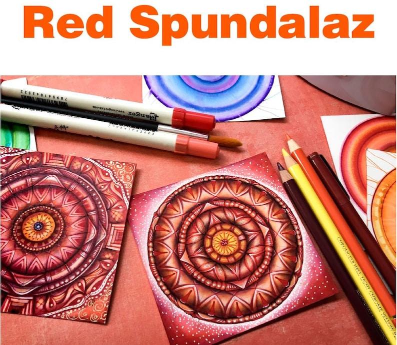 Red Spundalaz Video to Ebook  Download PDF image 1
