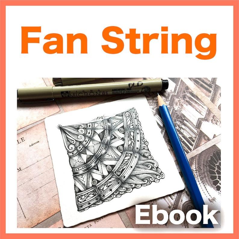 Fan String Video to Ebook  Download PDF Tutorial image 0