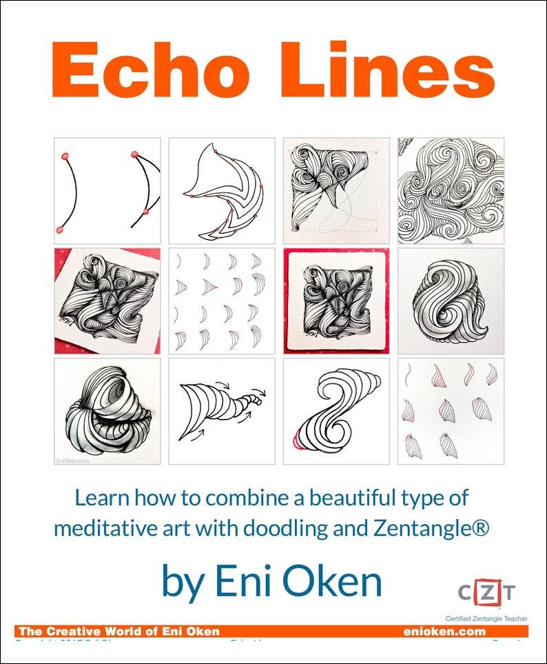 Echo Lines  Download PDF Tutorial Ebook image 0