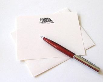 Cat Notecards - Set of 12