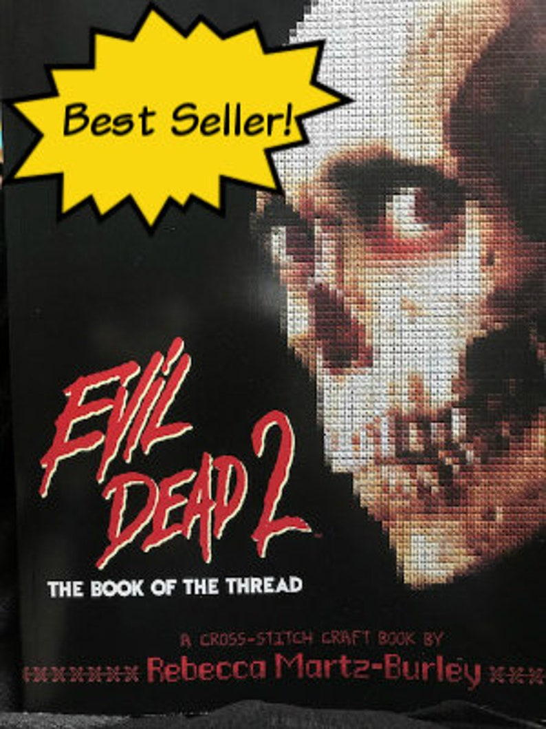 FREE PIN With Purchase Evil Dead 2: The Book of the Thread image 0