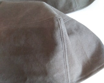 Arm Cover Protector for Sofa, Chair, Couch, Your Fabric Selection, Custom Dimensions, Made to Order, You Pay Shipping.